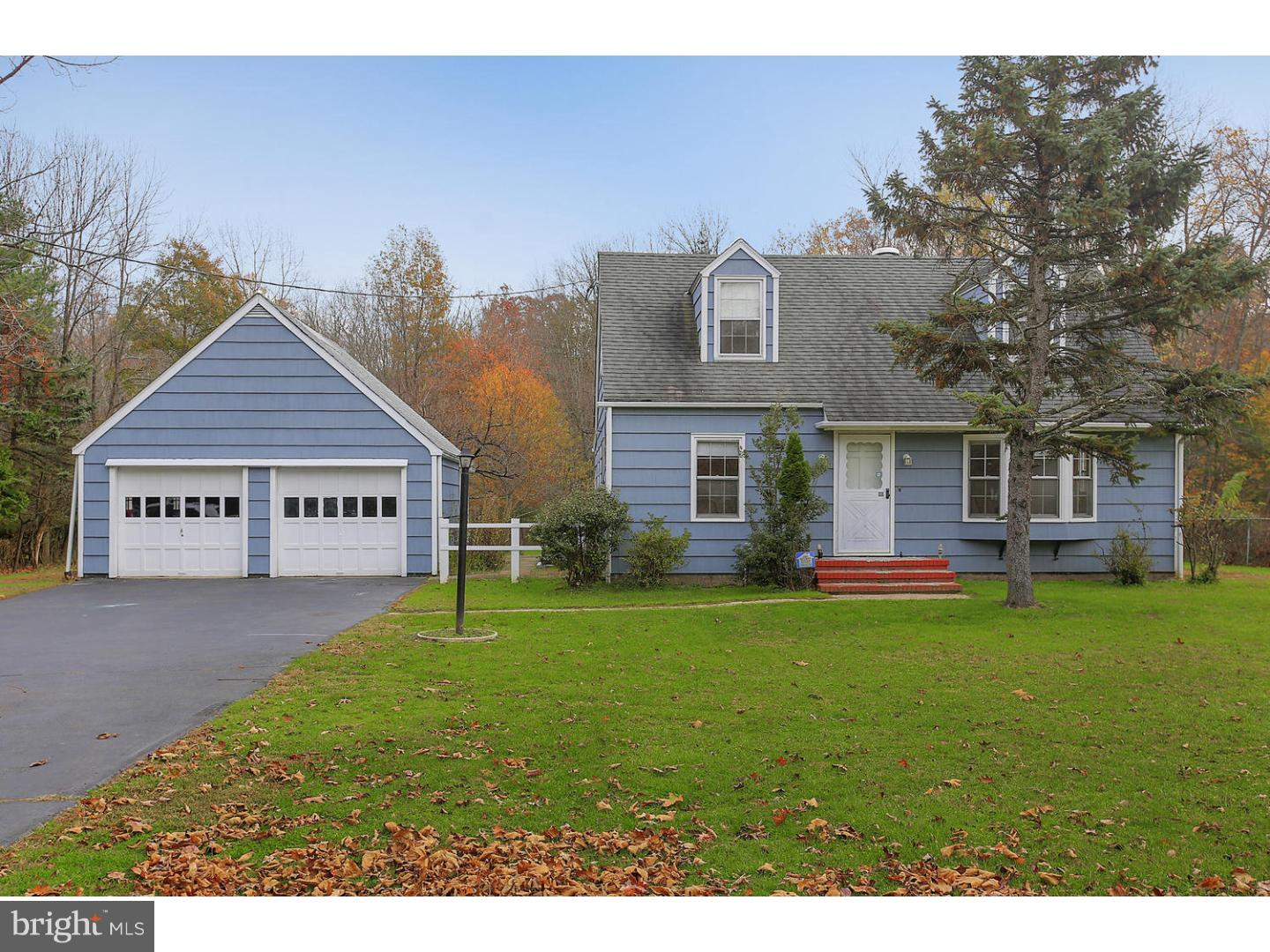 Single Family Home for Sale at 871 MOUNT LUCAS Road Princeton, New Jersey 08540 United StatesMunicipality: Princeton