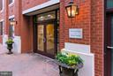 Entrance to Building - 1201 N GARFIELD ST #513, ARLINGTON