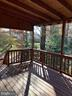 Lovely back porch - 6152 MCLENDON CT, ALEXANDRIA