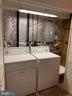 Lower Level Laundry Area - 6152 MCLENDON CT, ALEXANDRIA