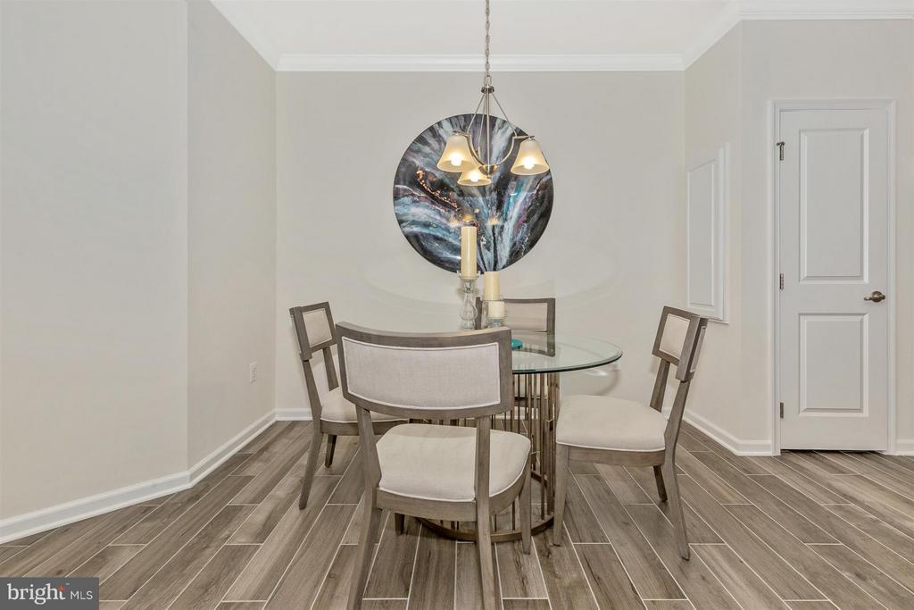 Dining Room - 6521 WALCOTT LN #104, FREDERICK