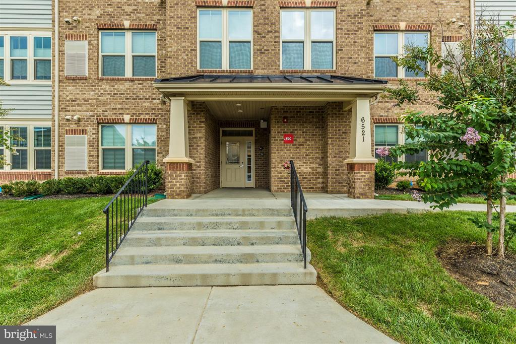 Exterior Front - 6521 WALCOTT LN #104, FREDERICK