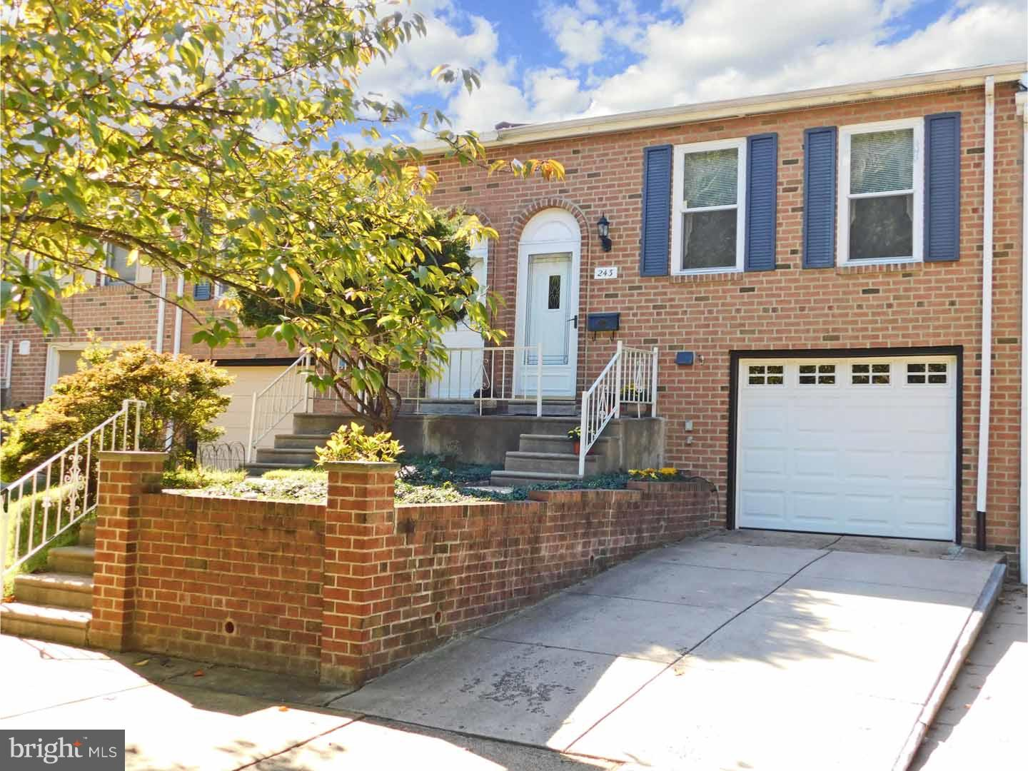 Photo of home for sale at 243 Goodford Road, Philadelphia PA