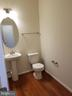 Powder room - 241 MOUNT HOPE CHURCH RD, STAFFORD