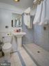 Master Bath - 7415 BRADLEY BLVD, BETHESDA