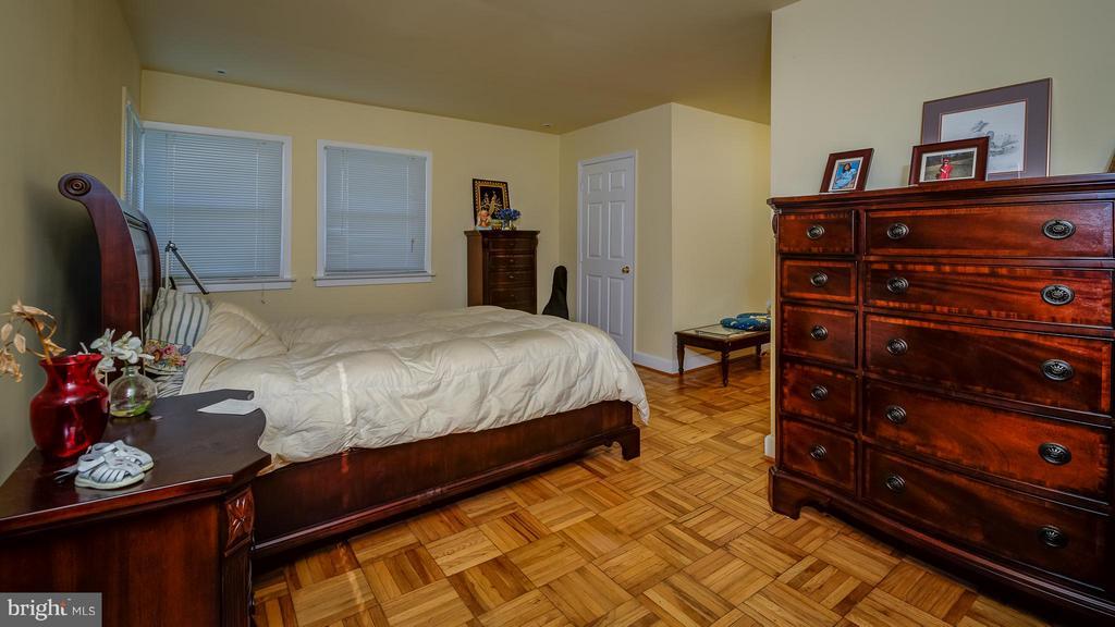 Master Bedroom - 7415 BRADLEY BLVD, BETHESDA