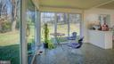 Enclosed Patio/Sunroom#3 - 7415 BRADLEY BLVD, BETHESDA