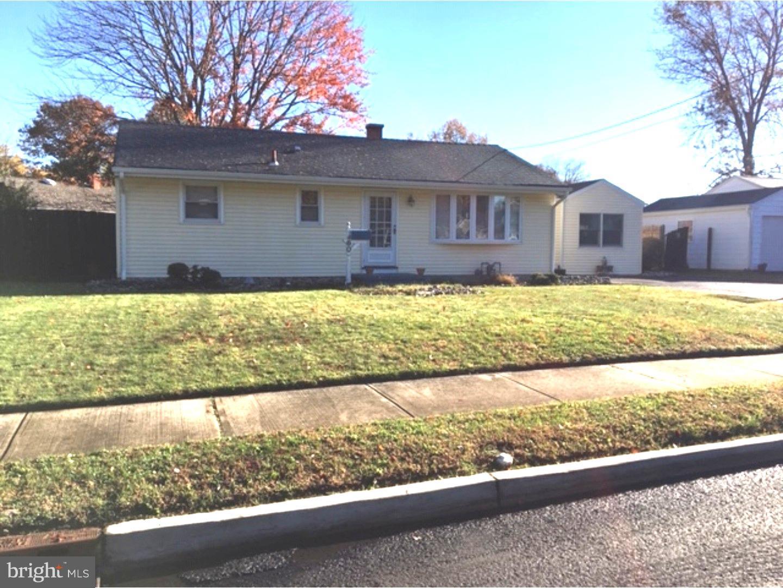Single Family Home for Sale at 60 SUNSET BLVD Hamilton Square, New Jersey 08690 United StatesMunicipality: Hamilton Township