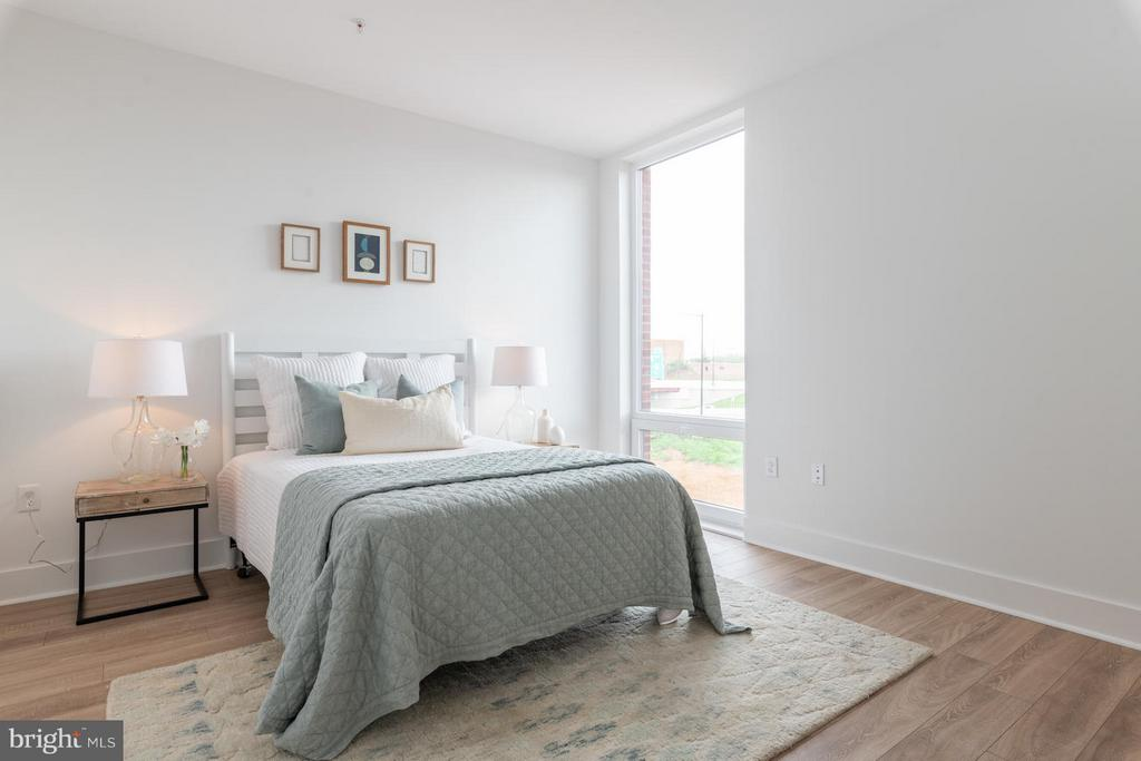 Lower level bedroom - 801 VIRGINIA AVE SE #406, WASHINGTON