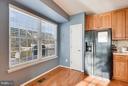 Kitchen nook. - 43760 SMITH FERRY SQ, LEESBURG