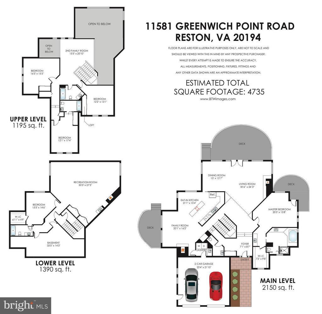 Floorplan - 11581 GREENWICH POINT RD, RESTON
