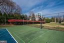 Exterior Basketball Court - 10408 BIT AND SPUR LN, POTOMAC