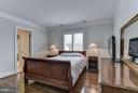 Bedroom # 2 Upper Level - 10408 BIT AND SPUR LN, POTOMAC