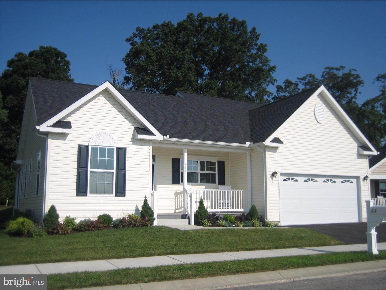 Single Family Home for Sale at 308 BAYARD Street Delaware City, Delaware 19706 United States