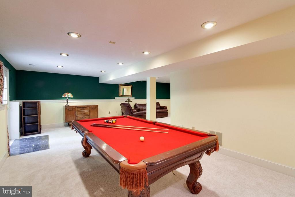 Gaming/ Theater areas - 43322 BUTTERFIELD CT, ASHBURN