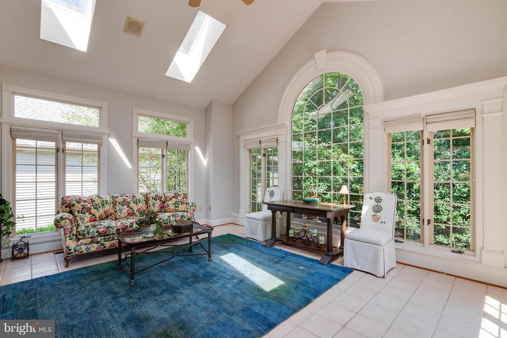 Conservatory - 43322 BUTTERFIELD CT, ASHBURN