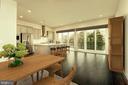 Kitchen - 23108 SULLIVANS COVE SQ, ASHBURN