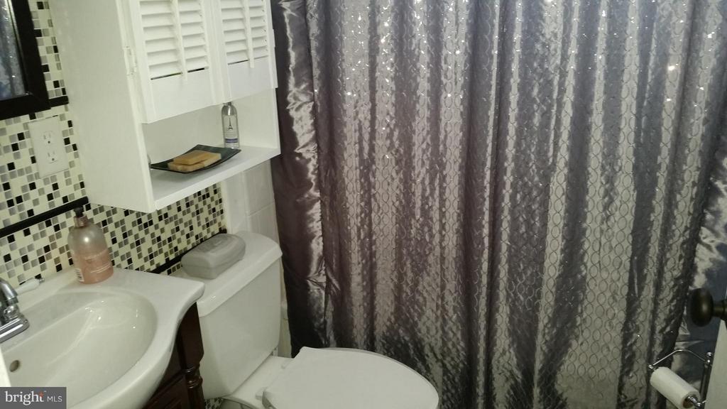 Hallway bathroom - 225 ASH RD, STERLING