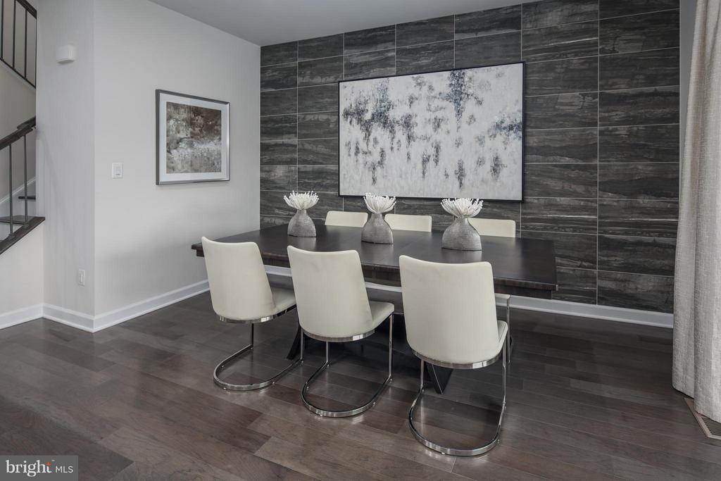 Dining Room - 1600 ROCKY SHALE TER, LEESBURG