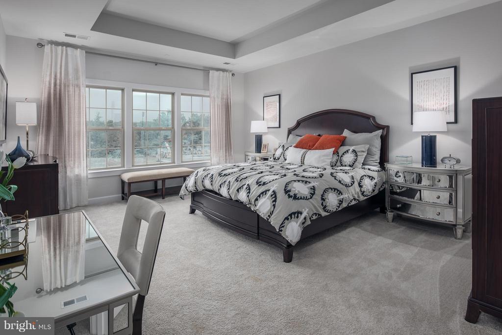 Bedroom (Master) - 1600 ROCKY SHALE TER, LEESBURG