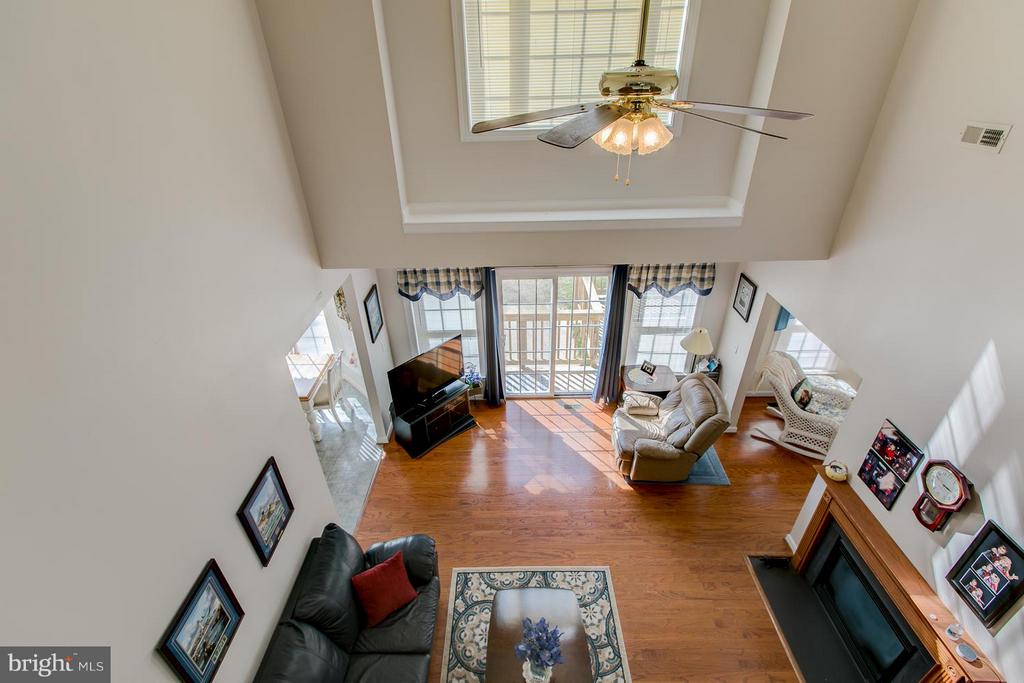 View From Above - 121 CASCADE LN, FREDERICKSBURG