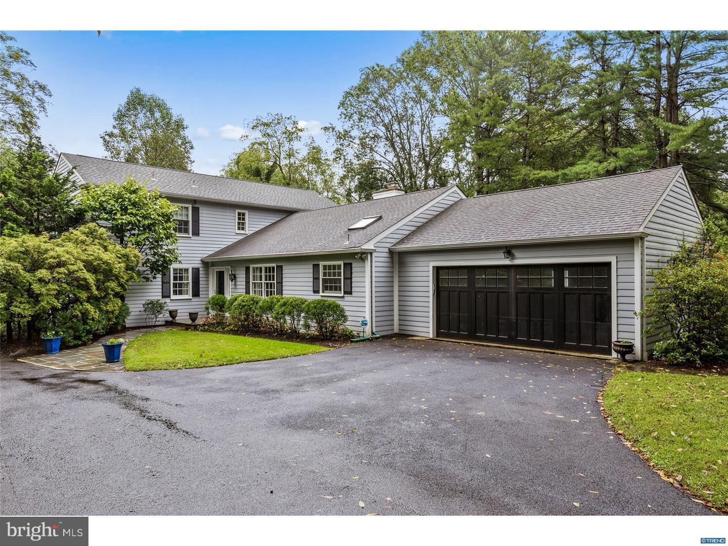Photo of home for sale at 5910 Valley Way, Centreville DE