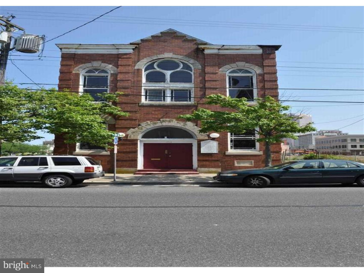 Single Family Home for Sale at 1714 ARCTIC Avenue Atlantic City, New Jersey 08401 United States