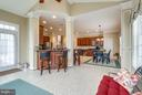 Added Sun Room for Morning Coffee - 42966 CORALBELLS PL, LEESBURG