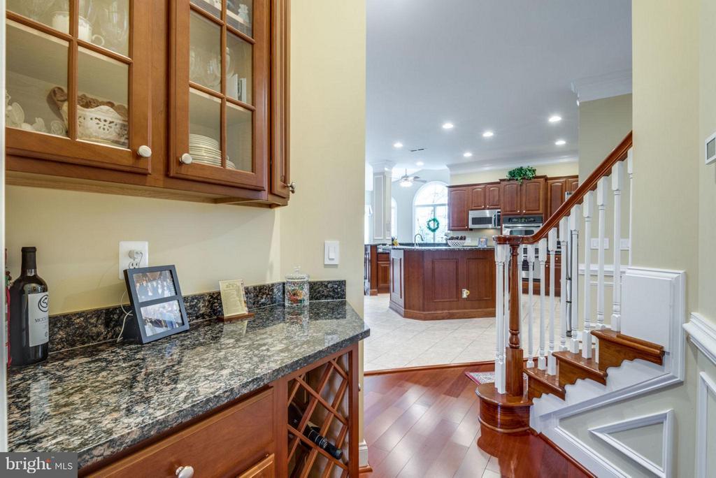 Butler's Pantry off Kitchen - 42966 CORALBELLS PL, LEESBURG