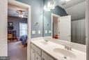 Bath with  Dual Entry for Bedroom 4 and 5 - 42966 CORALBELLS PL, LEESBURG