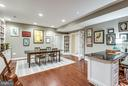 Theater/Study on Lower Level - 42966 CORALBELLS PL, LEESBURG