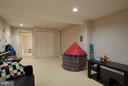 Lower level - 8317 TOMLINSON AVE, BETHESDA