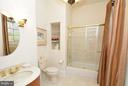 Main Lvl Full Bathroom - 4200 PINERIDGE DR, ANNANDALE
