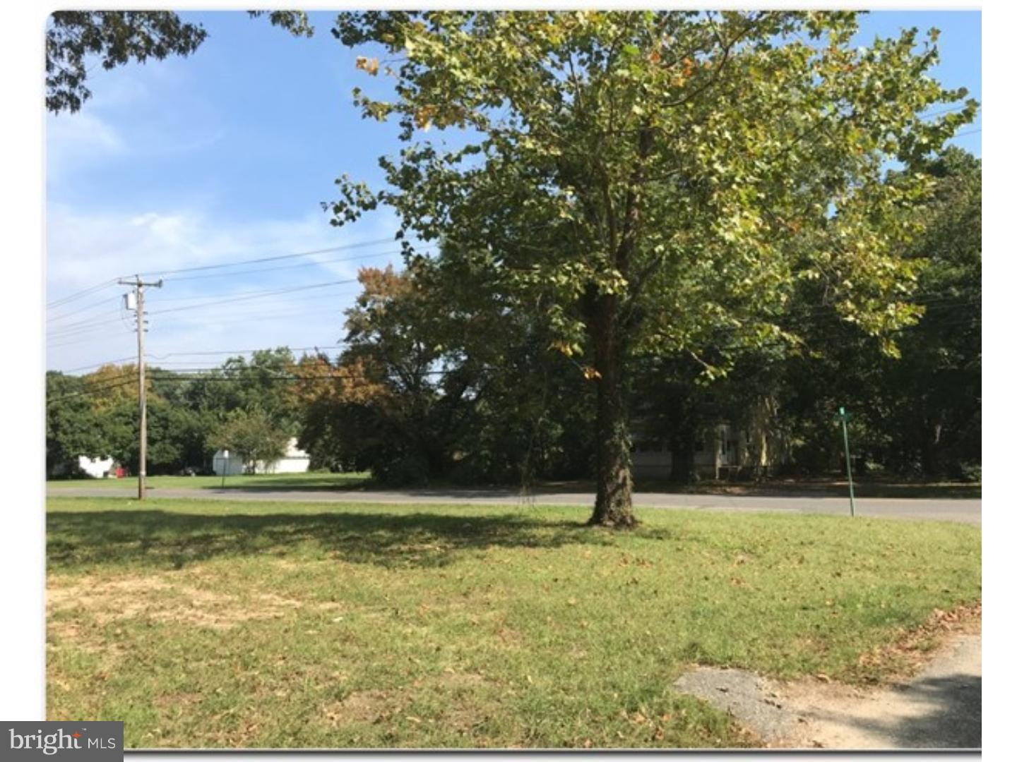 Land for Rent at 73 CONE Street Bridgeton, New Jersey 08302 United States
