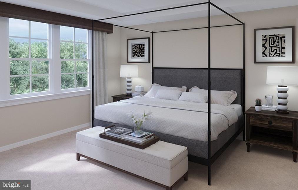 Owner's Suite- Model Home - 21 SHERMANS RIDGE RD, STAFFORD
