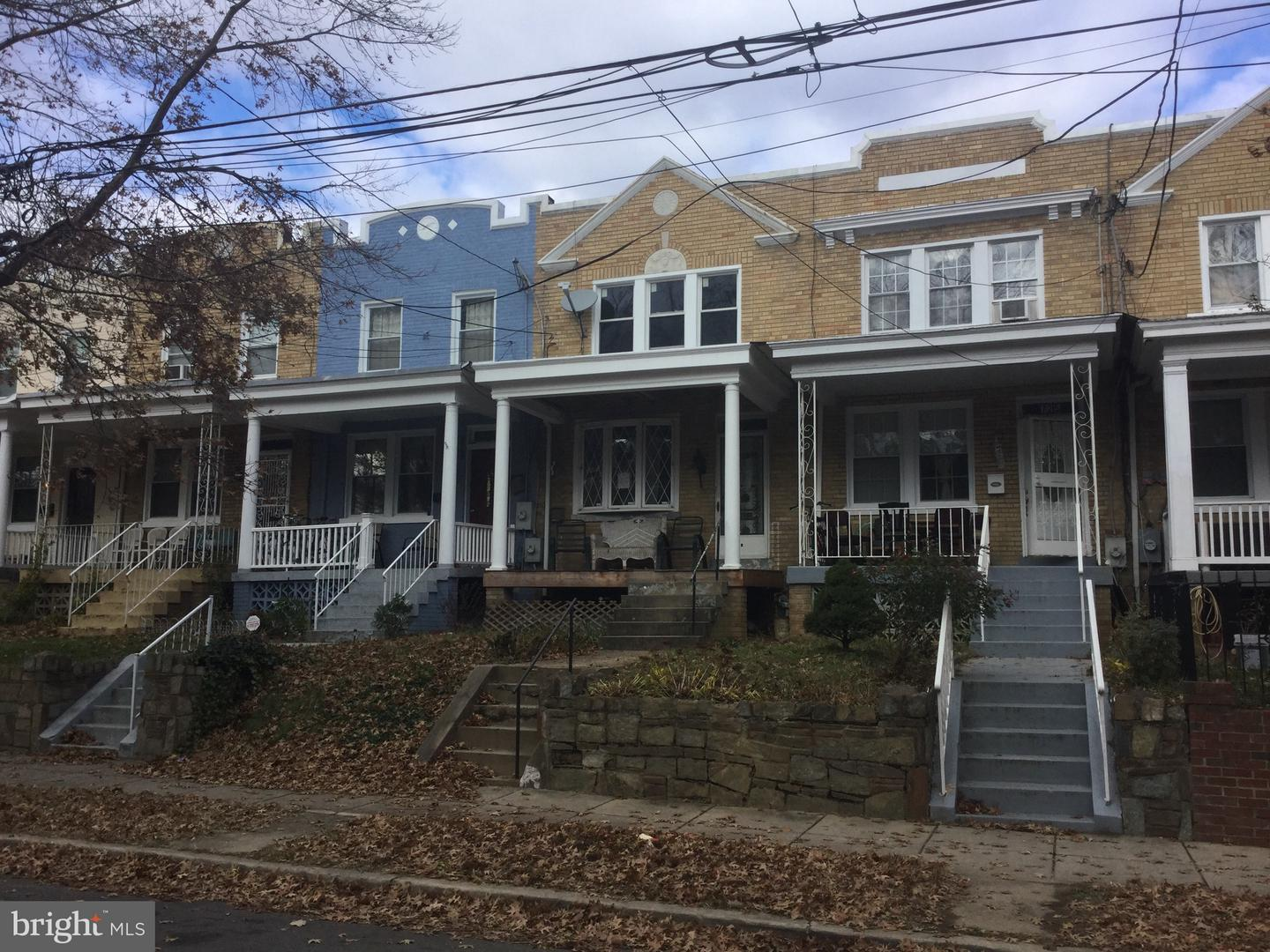 Single Family for Sale at 727 Hamilton St NW Washington, District Of Columbia 20011 United States
