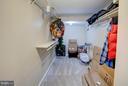 Lower level storage room. - 35086 HARRY BYRD HWY, ROUND HILL