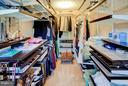 Spacious walk in master closet. - 35086 HARRY BYRD HWY, ROUND HILL