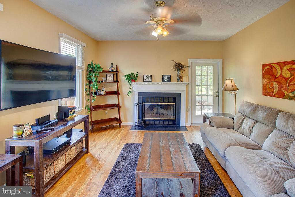 Great open area. - 35086 HARRY BYRD HWY, ROUND HILL