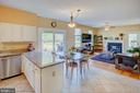 Stainless steel and granite counter tops. - 35086 HARRY BYRD HWY, ROUND HILL