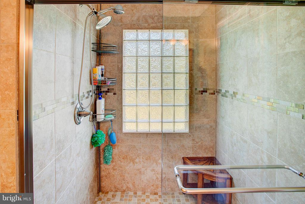Great master shower. - 35086 HARRY BYRD HWY, ROUND HILL