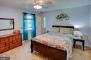 Master bedroom. - 35086 HARRY BYRD HWY, ROUND HILL