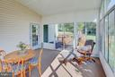 Great spot to relax in. - 35086 HARRY BYRD HWY, ROUND HILL