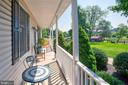 Enjoy morning coffee on your porch. - 35086 HARRY BYRD HWY, ROUND HILL