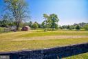 Pasture and equipment shed. - 35086 HARRY BYRD HWY, ROUND HILL