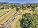 5 fully fenced paddocks, all very level. - 35086 HARRY BYRD HWY, ROUND HILL