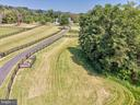 View of fenced paddocks. - 35086 HARRY BYRD HWY, ROUND HILL