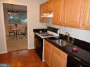 Beautiful kitchen cabinets - 2500 VAN DORN ST N #124, ALEXANDRIA