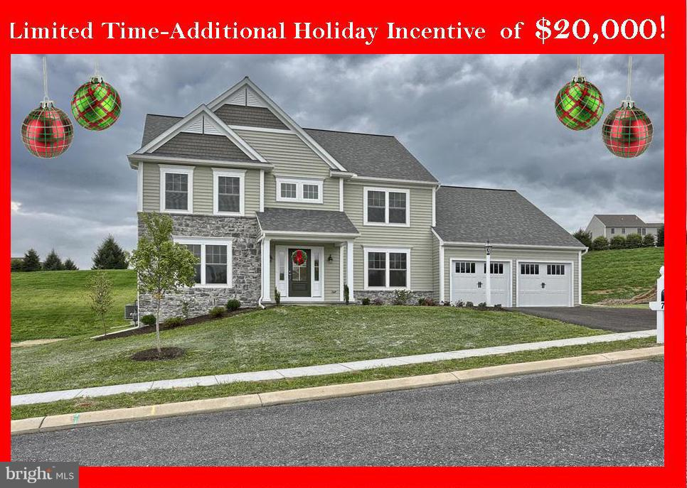 Photo of home for sale at 7035 Beaver Spring Road, Harrisburg PA