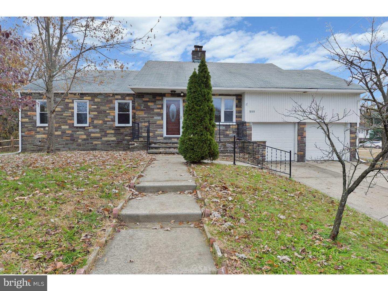 Частный односемейный дом для того Продажа на 955 HESSIAN Avenue Thorofare, Нью-Джерси 08093 Соединенные Штаты